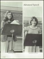 1977 Coquille High School Yearbook Page 26 & 27