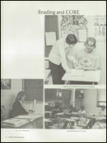 1977 Coquille High School Yearbook Page 42 & 43