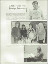 1977 Coquille High School Yearbook Page 46 & 47