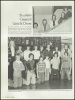 1977 Coquille High School Yearbook Page 50 & 51