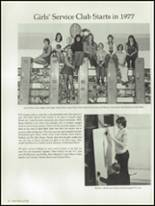 1977 Coquille High School Yearbook Page 56 & 57