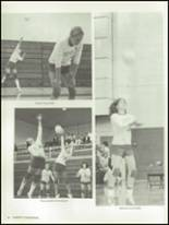 1977 Coquille High School Yearbook Page 100 & 101