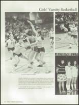 1977 Coquille High School Yearbook Page 104 & 105