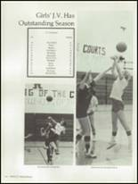 1977 Coquille High School Yearbook Page 106 & 107