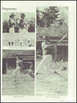 1977 Coquille High School Yearbook Page 126 & 127