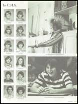 1977 Coquille High School Yearbook Page 166 & 167