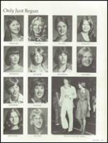 1977 Coquille High School Yearbook Page 182 & 183