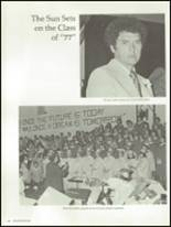 1977 Coquille High School Yearbook Page 190 & 191