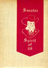 1968 Yearbook Sparkman High School