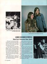 1970 Bryan High School Yearbook Page 18 & 19