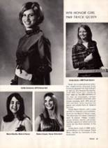 1970 Bryan High School Yearbook Page 20 & 21