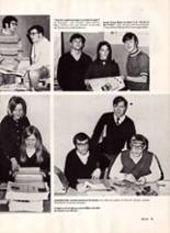 1970 Bryan High School Yearbook Page 32 & 33