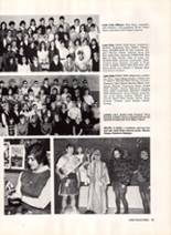 1970 Bryan High School Yearbook Page 34 & 35
