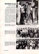 1970 Bryan High School Yearbook Page 36 & 37