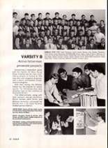 1970 Bryan High School Yearbook Page 64 & 65