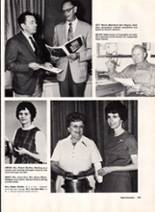 1970 Bryan High School Yearbook Page 106 & 107