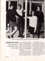 1970 Bryan High School Yearbook Page 114 & 115