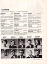 1970 Bryan High School Yearbook Page 116 & 117