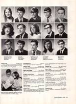 1970 Bryan High School Yearbook Page 118 & 119