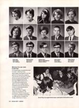 1970 Bryan High School Yearbook Page 120 & 121