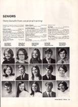 1970 Bryan High School Yearbook Page 122 & 123