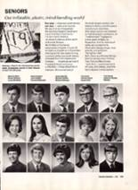 1970 Bryan High School Yearbook Page 124 & 125