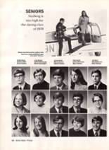 1970 Bryan High School Yearbook Page 126 & 127