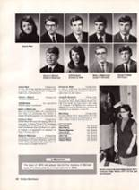 1970 Bryan High School Yearbook Page 128 & 129