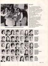 1970 Bryan High School Yearbook Page 134 & 135