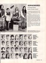 1970 Bryan High School Yearbook Page 136 & 137
