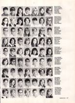 1970 Bryan High School Yearbook Page 138 & 139