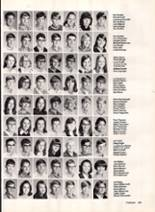 1970 Bryan High School Yearbook Page 144 & 145