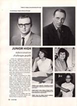 1970 Bryan High School Yearbook Page 150 & 151