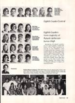 1970 Bryan High School Yearbook Page 156 & 157