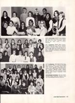1970 Bryan High School Yearbook Page 162 & 163