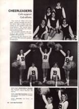 1970 Bryan High School Yearbook Page 166 & 167