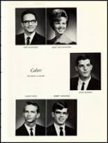 1968 Mound City High School Yearbook Page 16 & 17