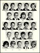1968 Mound City High School Yearbook Page 20 & 21