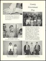 1968 Mound City High School Yearbook Page 22 & 23