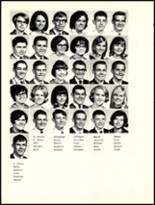 1968 Mound City High School Yearbook Page 24 & 25