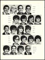 1968 Mound City High School Yearbook Page 26 & 27