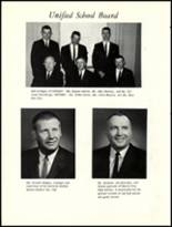 1968 Mound City High School Yearbook Page 28 & 29