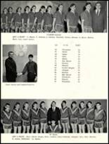 1968 Mound City High School Yearbook Page 36 & 37