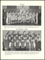 1968 Mound City High School Yearbook Page 38 & 39