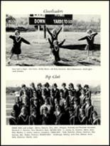 1968 Mound City High School Yearbook Page 40 & 41