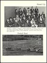 1968 Mound City High School Yearbook Page 42 & 43