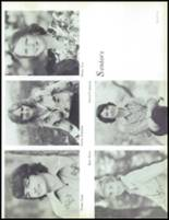 1976 Forbush High School Yearbook Page 42 & 43