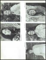 1976 Forbush High School Yearbook Page 50 & 51