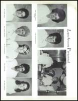 1976 Forbush High School Yearbook Page 184 & 185