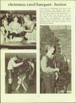 1972 Wawasee High School Yearbook Page 16 & 17